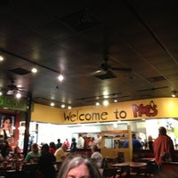 Photo taken at Moe's Southwest Grill by Teddy B. on 12/3/2012