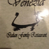 Photo taken at Venezia's Italian Family Restaurant by Teddy B. on 8/31/2013