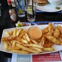 Photo taken at Burgus Burger Bar by Vadim S. on 11/20/2012
