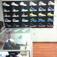 Photo taken at Soul Sneaker Boutique by Ricardo S. on 6/20/2013