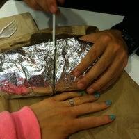 Photo taken at Freebirds World Burrito by Abbie B. on 11/19/2012