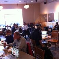 Photo taken at Starbucks by Ben B. on 11/16/2012