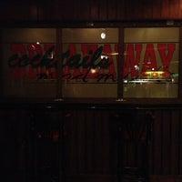 Photo taken at Breakaway Cafe Rotterdam by Ksenia K. on 1/24/2013