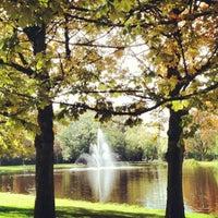 Foto tomada en Vondelpark por Rebiscoito el 9/20/2012