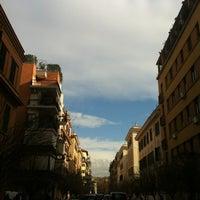 Photo taken at Via Della Giuliana by Marco G. on 12/14/2012