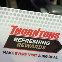 Photo taken at Thorntons Inc by Julie K. on 12/20/2014