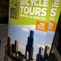 Photo taken at Bobby's Bike Hike by Julie K. on 7/14/2013