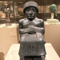 Photo taken at Ancient Near Eastern Art @ The Met by Adil M. on 2/22/2017