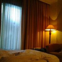 Photo taken at Desa Wisata Hotel , Resort & Convention Hall by Daniar S. on 2/9/2013