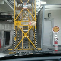 Photo taken at Shell by Ferhat M. on 10/8/2012
