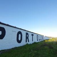 Photo taken at Port Ellen Maltings by gurdner on 8/4/2016