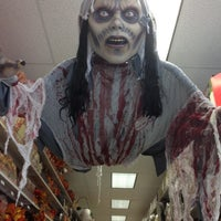 Photo taken at Party City by Agustin L. on 9/28/2013