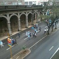 Photo taken at Armazém Porto Alegre by Adriele S. on 6/25/2014