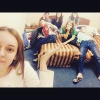 Photo taken at Бригантина by Katya M. on 1/10/2015