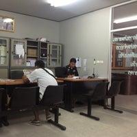 Photo taken at Bophut Police Station by Slava T. on 12/24/2012