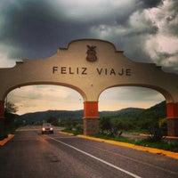 Photo taken at Choix Sinaloa by Christian V. on 7/16/2013