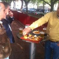 Photo taken at El Monstruo de La Cerveza by Angel F. on 1/10/2013