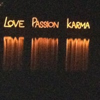 Photo taken at LPK Waterfront (Love Passion Karma) by Swaroop M. on 12/31/2012