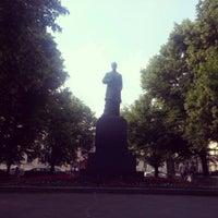 Снимок сделан в Площадь Разгуляй пользователем Lilia Y. 6/14/2013