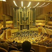 Photo taken at Светлановский зал by Bigest on 3/21/2013