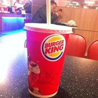 Photo taken at Burger King by Diana S. on 12/30/2012