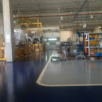 Photo taken at Robert Bosch Tecnologia de Embalagem Ltda by Bruna F. on 2/18/2013