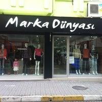 Photo taken at MARKA DÜNYASI / UŞAK by BALKAN D. on 3/13/2014