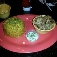 Photo taken at Rice & Beans Cocina Latina by Steve M. on 3/16/2013