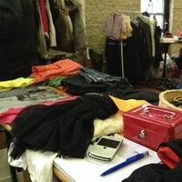 Photo taken at Cercle Saint-Nicolas by Sabrina B. on 1/27/2013