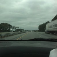 Photo taken at I-95 & US-17 by Randi S. on 11/19/2012