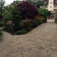 Photo taken at Вилла Магия by Inga M. on 6/21/2014
