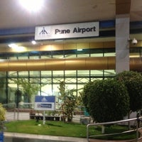 Photo taken at Pune Airport (PNQ) by Sahnil S. on 2/11/2013