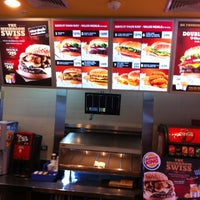 Photo taken at Burger King by Vladimir B. on 5/1/2013
