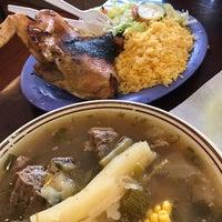 Photo taken at El Rancho Peruvian Restaurant by Karoline A. on 5/7/2017