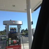 Photo taken at QFC Gasoline Station by Elizabeth D. on 7/22/2013