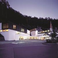 Das Foto wurde bei Hotel Zugbrücke Grenzau von Hotel Zugbrücke Grenzau am 5/13/2014 aufgenommen