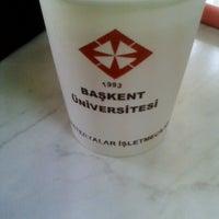 Photo taken at Başkent Üniversitesi Tıp Fakültesi Dekanlığı (Derslikler) by Kübra K. on 12/13/2012