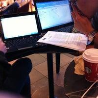Photo taken at Starbucks by DKR C. on 11/25/2012