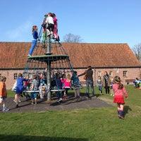 Photo taken at Kinderboerderij De 7 Torentjes by Bruno V. on 4/21/2013