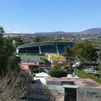 Photo taken at Estadio 10 de Diciembre by Lalo Z. on 1/15/2013