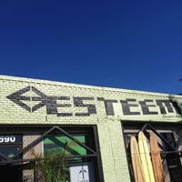 Photo taken at Esteem Surf Co by Janessa B. on 11/20/2012