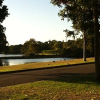 Photo taken at Centennial Park by Claudio on 1/6/2013