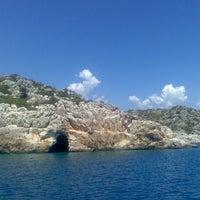 9/7/2013 tarihinde UysaLziyaretçi tarafından Korsan Mağarası'de çekilen fotoğraf