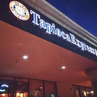 Photo taken at Tapioca Express by Brenda E. on 3/18/2014