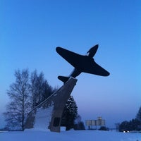 Photo taken at Самолет Можайск by Marina C. on 1/21/2013