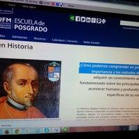6/18/2014 tarihinde @manuelpm M.ziyaretçi tarafından UFM Escuela de Posgrado'de çekilen fotoğraf
