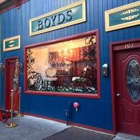 Photo taken at Boyd's Steakhouse by Mindy K. on 6/18/2017