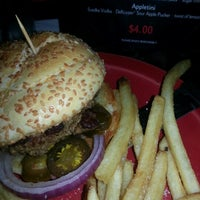 Photo taken at Square 1 Burgers by Mary H. on 1/4/2013