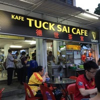 Photo taken at Tuck Sai Cafe by Raymond H. on 8/12/2015