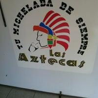 Foto tomada en Las Aztecas por Humberto G. el 11/25/2012